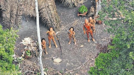 Falta de demarcación territorial expone a indígenas en aislamiento voluntario