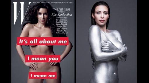 Kim Kardashian llora de ira por fotos en que aparece totalmente desnuda