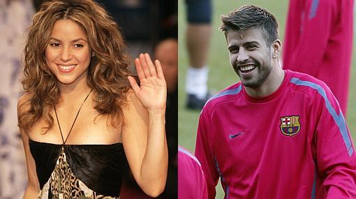 Agencias españolas denuncian robo de fotos de Shakira y Piqué
