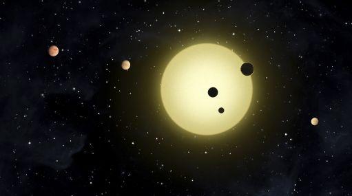 Descubrimiento histórico: la NASA halló un sistema de seis planetas