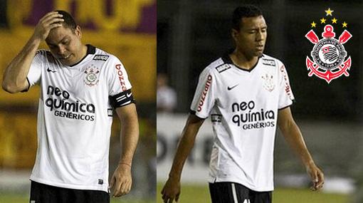DT del Corinthians pide no culpar a 'Cachito' o Ronaldo por eliminación
