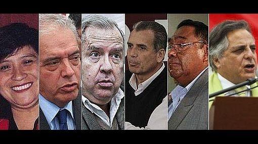 Serán 11 los candidatos que postularán a la presidencia