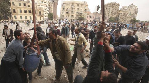 Ocho muertos durante las protestas de hoy en Egipto