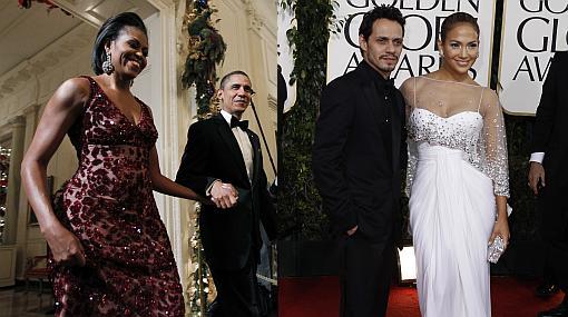 Jennifer López y Marc Anthony verán el Super Bowl con la familia Obama