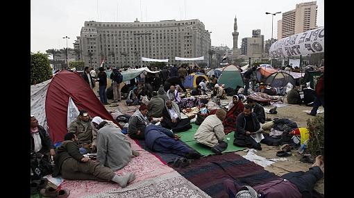 Conozca el drama de los peruanos atrapados en las protestas de Egipto