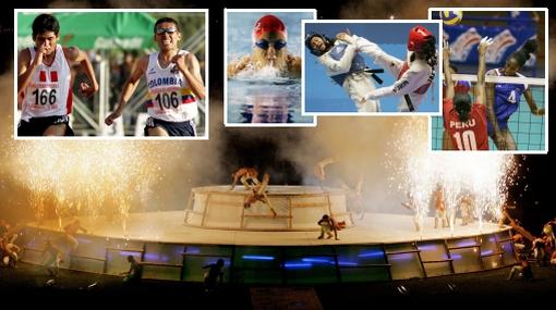 Perú será anfitrión de los Juegos Bolivarianos 2013