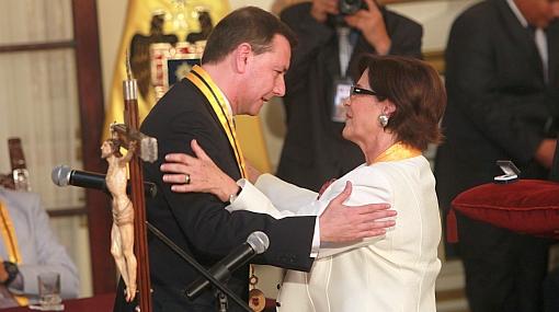 """Salinas criticó a Villarán: """"No hay liderazgo para resolver tema de los ambulantes"""""""