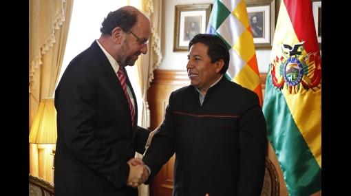 Bolivia pide a Chile una propuesta escrita para negociar salida al mar