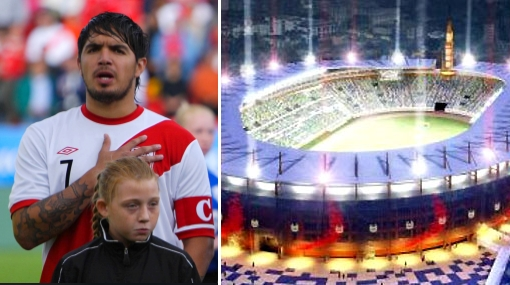 ¿El Estadio Nacional estará listo para recibir a Brasil?
