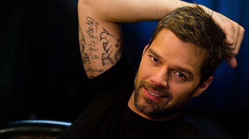 """Ricky Martin: """"Yo soy lo que soy porque nací homosexual"""""""