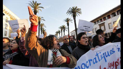 Cientos de miles se manifestaron en la mayor protesta en Egipto