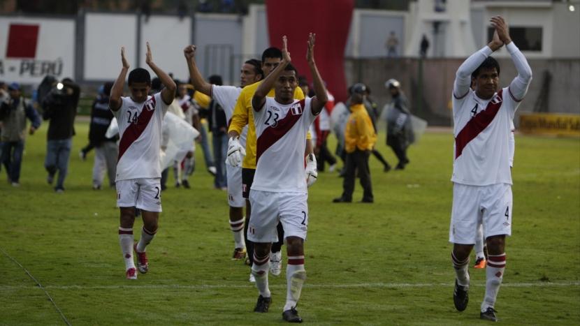 FOTOS: lo que no se vio del triunfo de Perú ante Panamá en Moquegua