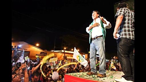 Alejandro Toledo promete un millón de nuevos empleos en el agro