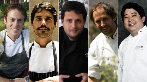 ¿Quiénes son los chefs que seguirán con la labor de Gastón Acurio?