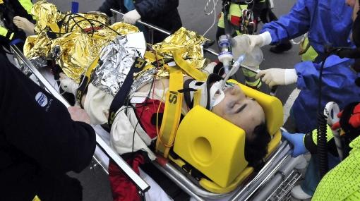 Kubica dejó la unidad de cuidados intensivos y será operado mañana