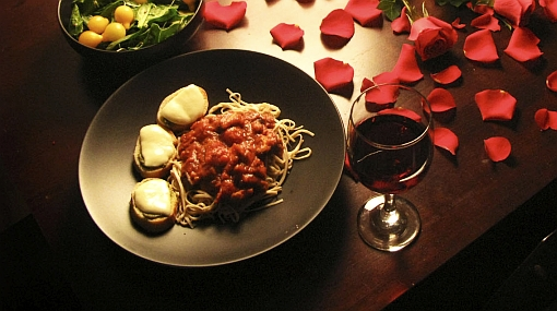 Qu les gustar a comer en el d a de san valent n - Que preparar en una cena romantica ...