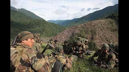 Comando Conjunto de FF.AA. confirmó ataque terrorista en Ayacucho