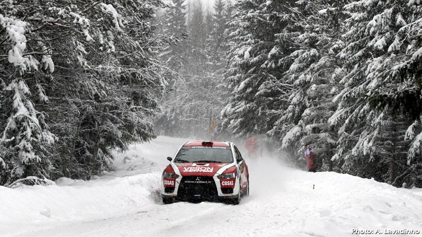 FOTOS: Nicolás Fuchs superó su primera prueba en la nieve