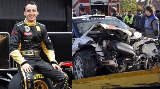 """Kubica promete regresar a la F1: """"Volveré más fuerte que antes"""""""