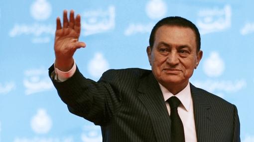 Ex presidente de Egipto podría estar en coma desde el sábado