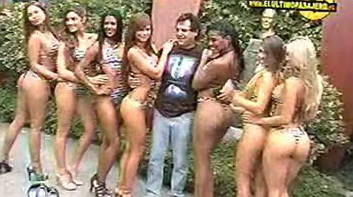 Bikini concurso de miss