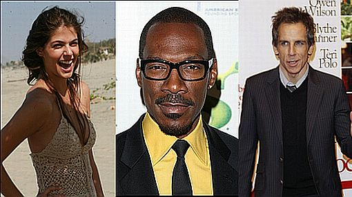 Stephanie Cayo contó que conoció a Eddie Murphy y Ben Stiller