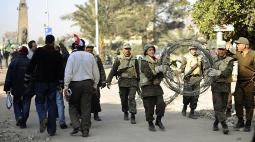 Egipto vuelve lentamente a la normalidad tras la renuncia de Mubarak