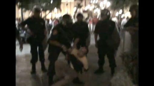 Policías agredieron a gays que se besaban en el Centro de Lima