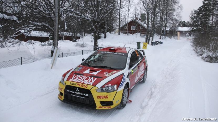 FOTOS: llegada, celebración y podio del peruano Nicolás Fuchs en Suecia
