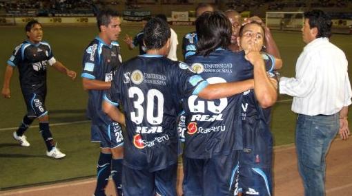 Vallejo debutó con goleada por 3-0 ante el CNI