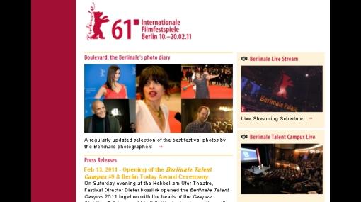 Lluvia peruana en el Festival de Cine de Berlín