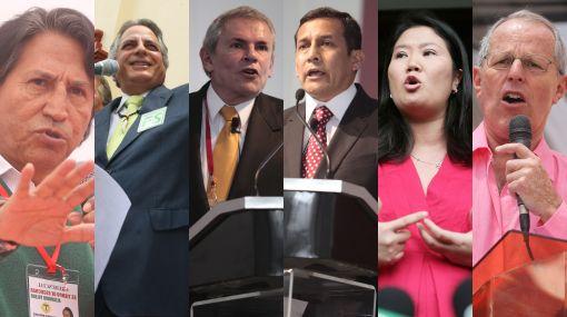 Sondeo online: ¿Por quién votará para las presidenciales?