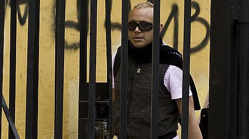 Cacho ya compartiría celda con otros reos en el penal ex San Jorge