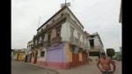 Nadie se atreve a rescatar del olvido al Centro Histórico del Callao - Noticias de baterías