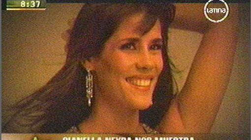 Gianella Neyra mostró sus encantos en una sensual sesión de fotos