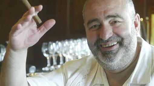 Falleció Santi Santamaría, el Rolls Royce de la gastronomía española