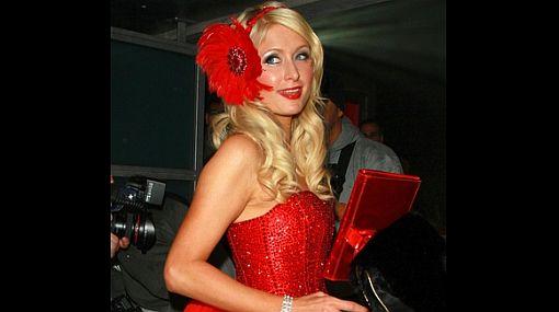 FOTOS: Paris Hilton celebró sus 30 años con una fiesta a lo Moulin Rouge