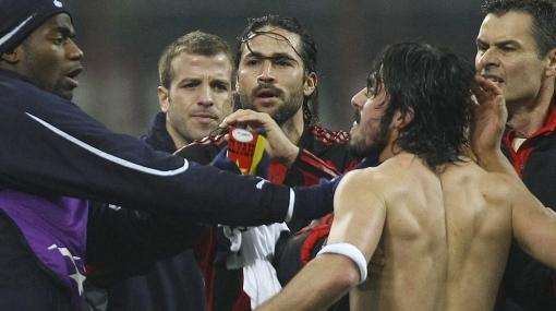 Gattuso libraría un castigo ejemplar de parte de la UEFA