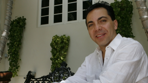"Cristian Castro: ""A mí se me queman los frejoles"""