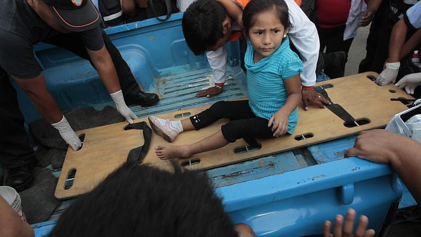 FOTOS: la tragedia rondó el estadio Monumental de Ate