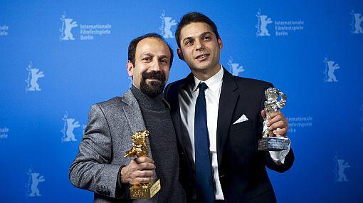 Película iraní se llevó los Osos de Oro y Plata de la Berlinale