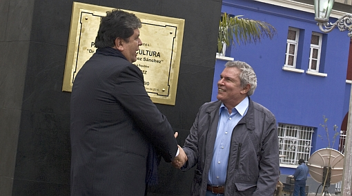 """Luis Castañeda: """"García es un vendedor de sebo de culebra"""""""