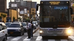 Habría saturación de vías por salida de competencia del Metropolitano - Noticias de luis quispe candia