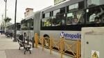 Más de 300 buses del Metropolitano no se usan desde hace un año - Noticias de el metroplitano