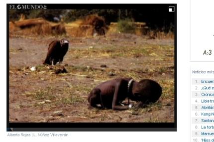 Niño de la foto ganadora del Pulitzer sobrevivió al buitre