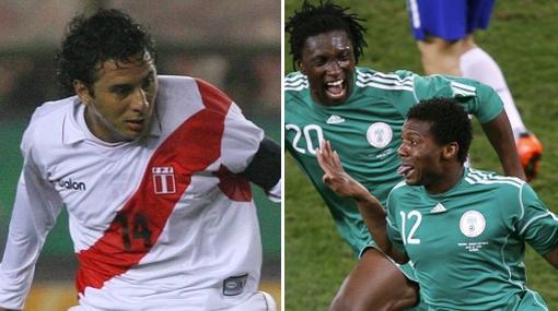 Perú jugará el 29 de marzo ante Nigeria