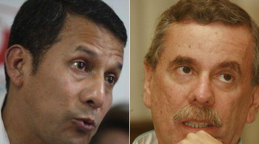 """Humala replica: """"Rospigliosi no fue mi consultor, pero sí nos pidió apoyo en el Congreso"""""""