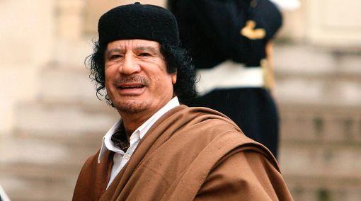 """Presidente de Libia no abandonará el poder: """"Terminaré como un mártir"""""""