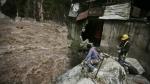 Cuatro de cada 10 pobladores viven en zonas de peligro en Cusco - Noticias de jose olaechea