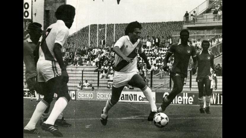 FOTOS: Perú y sus tres partidos ante selecciones africanas